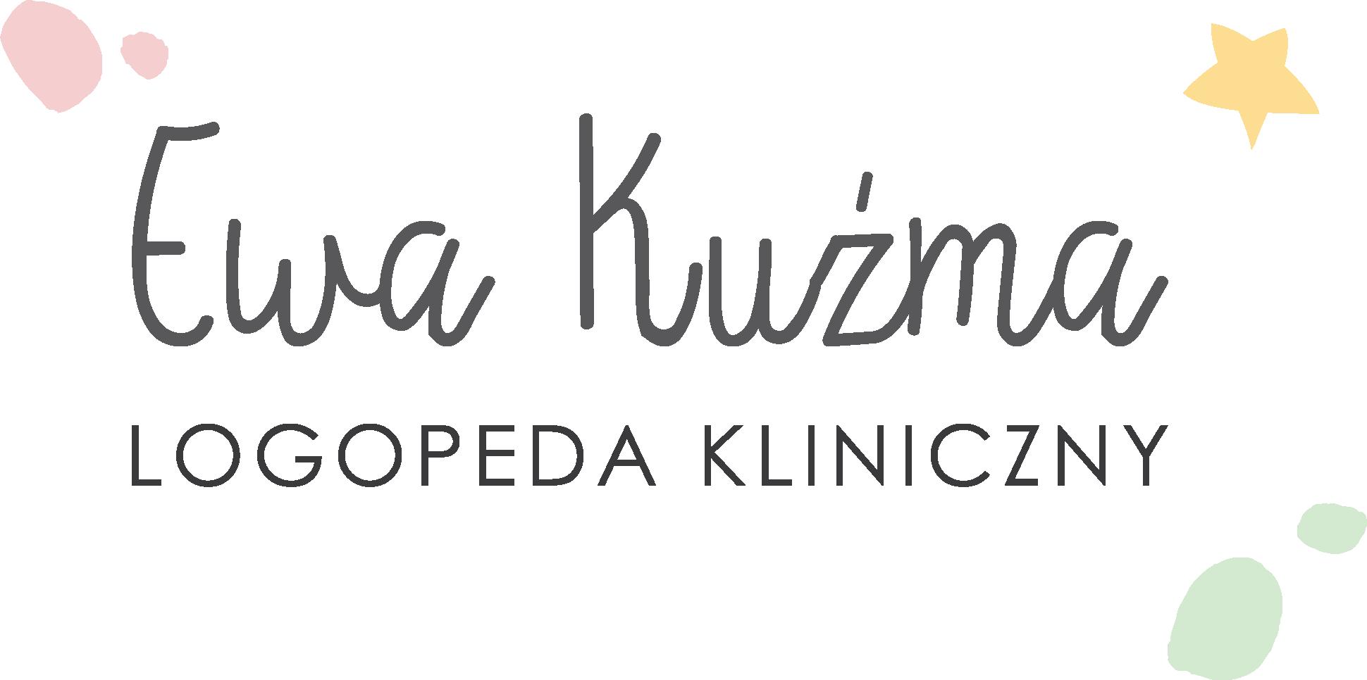 EWA KUŹMA – logopeda kliniczny
